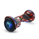 10 インチの光り輝く車輪の電気子供の理性的な自己バランススクーター