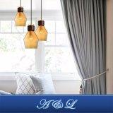 Новая модель современный дизайн стекла подвесной светильник для с конкурентоспособной цене