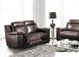 Meubles coulissants en cuir de sofa