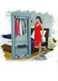 Niet-geweven Garderobe (KTW2103)