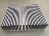 Алюминиевый Heatsink профиля теплоотвода прессовал модуль уличного света
