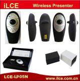 Wireless Presenter avec le doigt de la souris, pointeur laser (LP05N)
