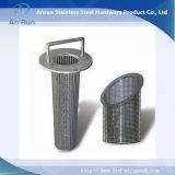 Tubo perforado barato del metal de la fuente de la fábrica