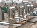 Separador de petróleo de coco