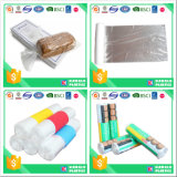Saco de plástico transparente para venda quente