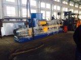 PE PP 필름 쓰레기 압축 분쇄기 알갱이로 만드는 기계