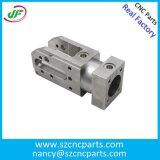 Lega di alluminio non standard personalizzata che lavora la parte alla macchina di CNC per spazio aereo