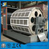 Linea di produzione rotativa della macchina del cassetto dell'uovo della pasta di carta macchina di modellatura della polpa