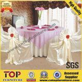 Classy Banquet Polyester Président couvre pour mariage