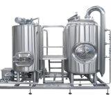 500L de naar huis Gebruikte Installatie van de Apparatuur van de Brouwerij van het Bier