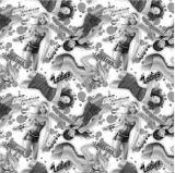 Impression hydrographique de vente chaude Tscw081 d'Aqua de film de beaux de modèles de filles de beauté de largeur de Tsautop 0.5m/1m de l'eau de transfert films d'impression