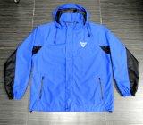 Capa de la chaqueta de los hombres de moda de ocio al aire libre