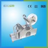 Keno-L102 Holograma de boa qualidade 10ml criador de rótulo do frasco de máquina de rotulação