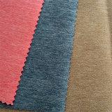 Imperméabiliser le tissu 100% tissé de polyester pour le vêtement et la garniture