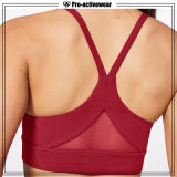 Yoga Wear Private Label Girls Mesh Sports Bra