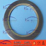 (KLG403) Garniture spiralée de blessure avec la boucle extérieure