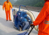 Aprovado pela CE, a superfície da ponte rodoviária Granalhagem a máquina