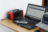 Sistema de energia solar portátil do jogo do painel solar para a fonte de alimentação