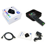 Квад Core Android TV Box HD1080p Amlogic S805 1GB RAM 8GB Nand Flash