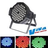 54*3W 3 à 1 LED par la lumière pour l'étape (QC-LP008b)