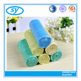 Мешки отброса цвета HDPE пластичные на крене
