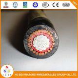 0.6/1kv 4コアPVCかXLPEによって絶縁される装甲銅の地下の電力ケーブル