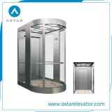 Control de dúplex de Turismo Oservation exteriores ascensor ascensor con precio competitivo