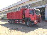 Sinotruk 6X4 팁 주는 사람 화물 자동차 트럭 30ton HOWO 쓰레기꾼 트럭
