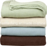 Jacquard Weave 100%Cotton Blanket (NMQ-CBB-006)