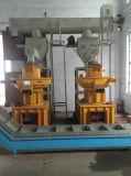 Pelota da energia da biomassa que faz a planta