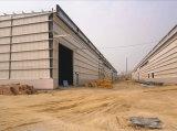 El bastidor de la luz de los edificios del taller de acero prefabricados
