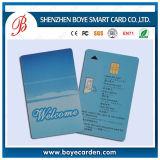 Bedruckbare PlastikschlüsselChipkarte für Zugriffssteuerung oder Anwesenheit