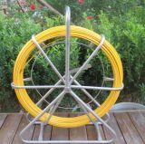 duto Rodder da fibra de vidro de 4.5mm*100m com cor amarela