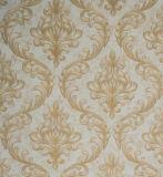 Décoration intérieure Papier muraux embossé avec haute qualité