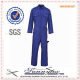Uniforme normal tout dans une combinaison globale de vêtements de travail de vêtements de travail