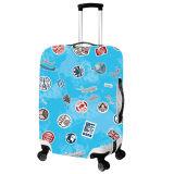 물 방수제 스판덱스 여행 수화물 짐 여행 가방 덮개 M