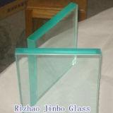 가구와 건물 (JINBO)를 위한 4-12mm 부드럽게 했거나 단단하게 한 유리