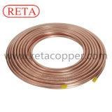 Tubo de cobre de 5/16 de pulgada de aire acondicionado
