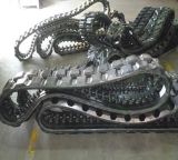 La chenille en caoutchouc (350x54.5KX86) pour excavatrice Kobelco Construction Machinery