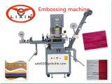 Máquina automática de la máquina de estampación en relieve de la máquina