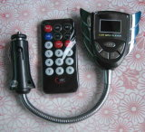 MP3 audio de voiture Transmetteur FM avec télécommande/SD/MMC (FMT-58B)