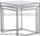 Самомоднейшие высоты Трэвис таблица вложенности 3 частей путем живя мебель комнаты