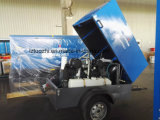 Compresseur d'air diesel rotatoire de Copco 178cfm d'atlas