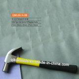 Type britannique marteau de traitement de la fibre de verre H-06 de griffe