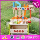 As crianças de inteligência mais quentes de ferramenta de brinquedos de madeira W03D030