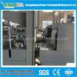 Máquina semi-automática de selagem e encolhimento