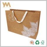 Sacco di carta su ordinazione professionale di fabbricazione/sacchetto di acquisto/sacchetto del regalo