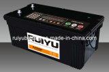 12V200AH JIS195h52 -Auto SMF pila/batería del coche