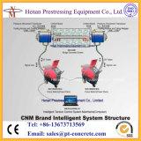 Système d'équipement de tension préformé intelligent pour câble d'ancrage précontraint