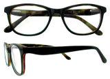 Acetaat Eyewear van de Manier van de Glazen van het Frame van het Oogglas van de Ontwerper van Italië de Optische Nieuwe